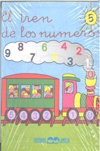 Tren de los numeros 5(10)                         lammat0sed