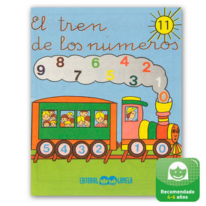 Tren de los numeros 11(10)                        lammat0sed
