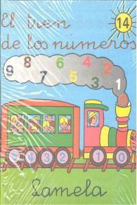 Tren de los numeros 14(10)                        lammat0sed
