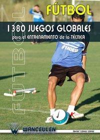 Futbol 1380 juegos globales para tecnica
