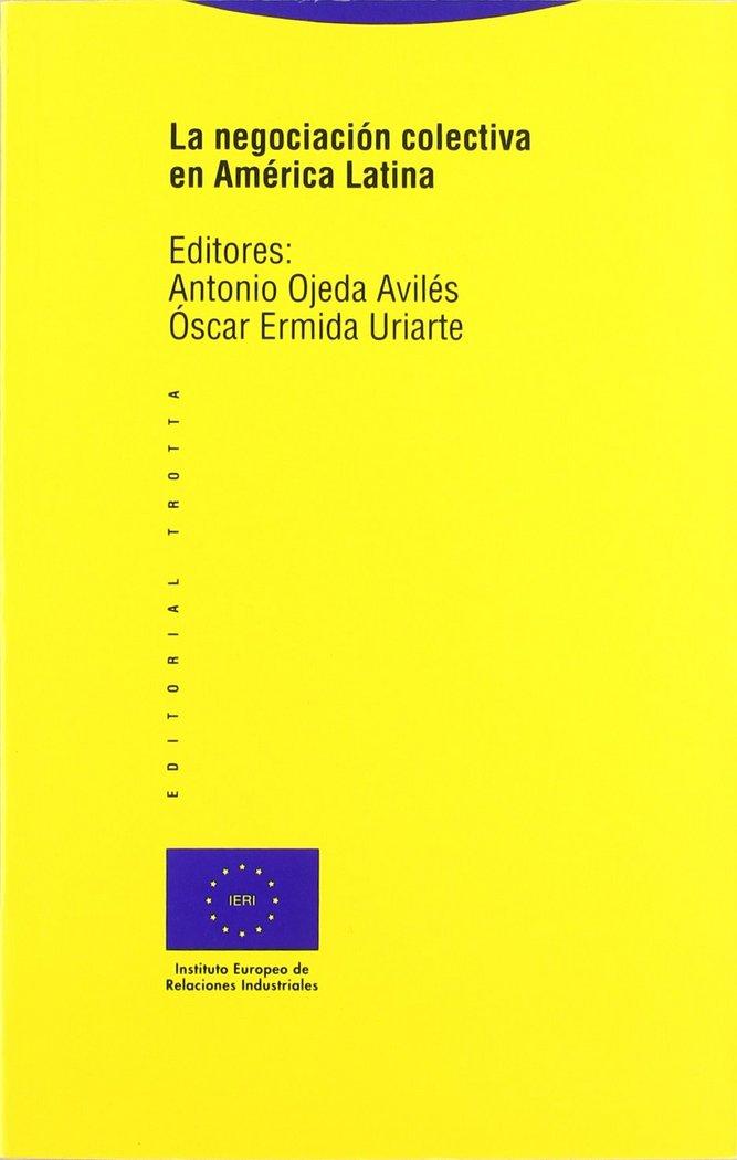 Negociacion colecti.america latina