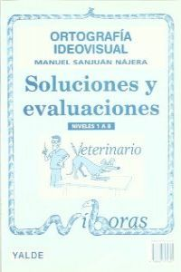 Ortografia ideovisual soluciones y evaluaciones
