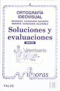 Ortografia ideovisual adultos soluciones
