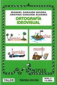 Ortografia ideovisual 2 4ªed (7-8 años)