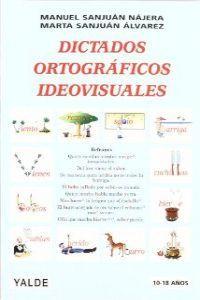 Dictados ortograficos ideovisuales
