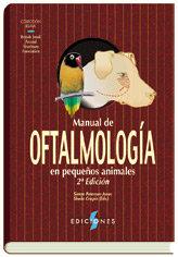 Manual de oftalmologia en pequeÑos animales