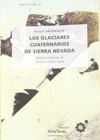 Glaciares cuaternarios sierra nevada