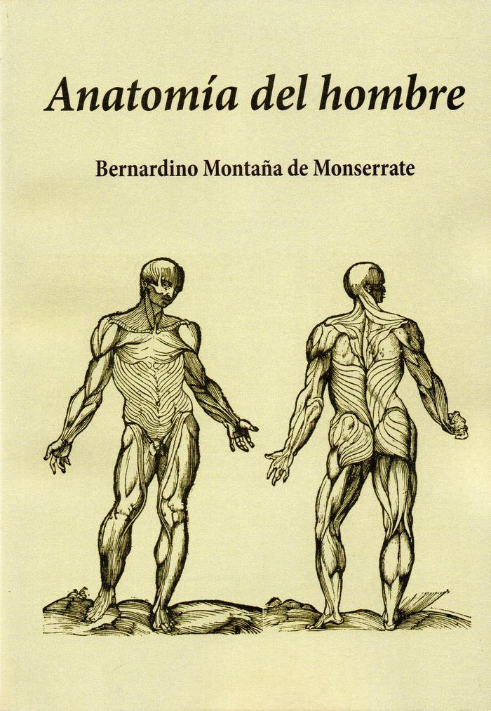 Libro de la anatomia del hombre