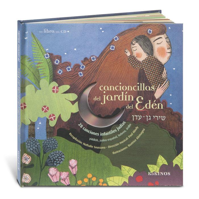 Cancioncillas del jardin del eden+cd
