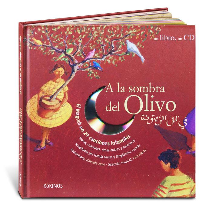 A la sombra del olivo+cd