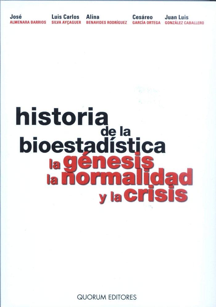 Historia de la bioestadistica