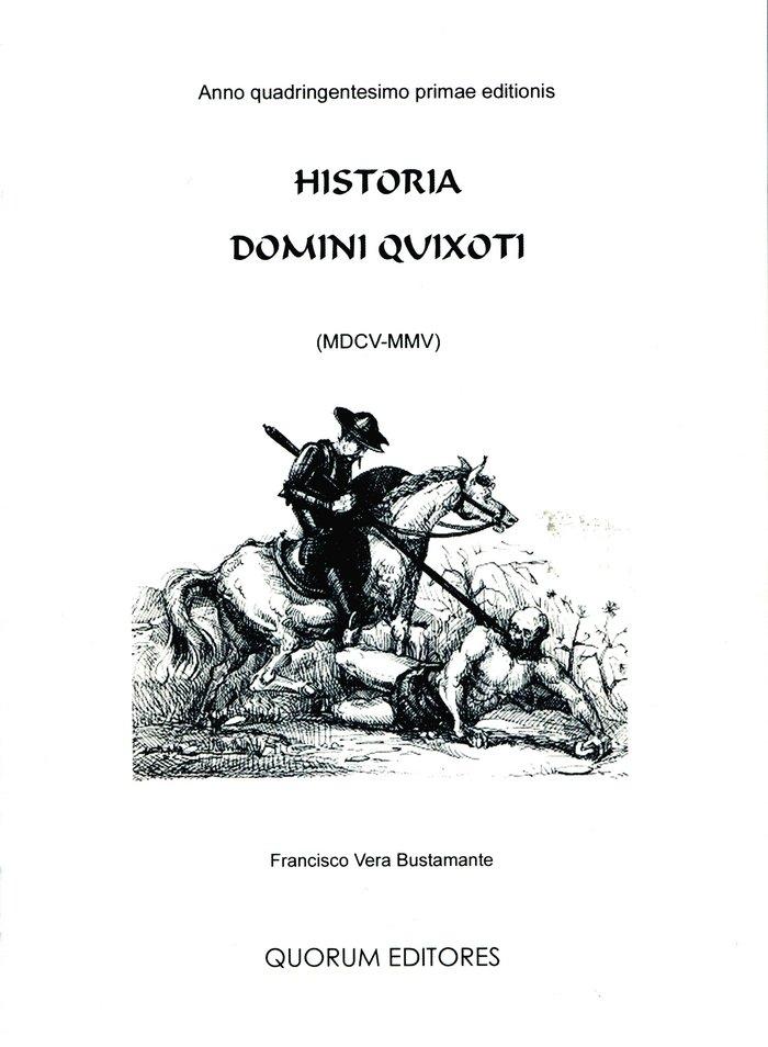 Historia domini quixoti