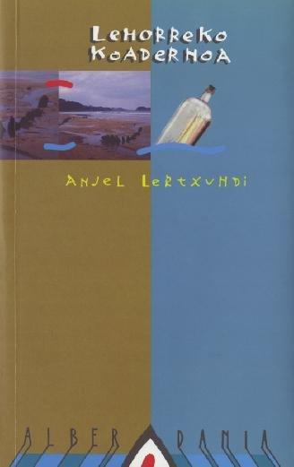Lehorreko koadernoa