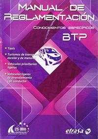 Manual de reglamentacion btp btp      5412