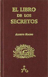 Libro de los secreto