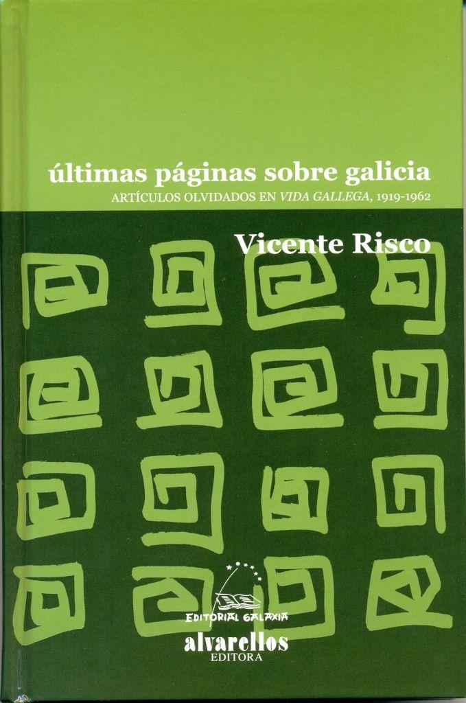 Ultimas paginas sobre galicia