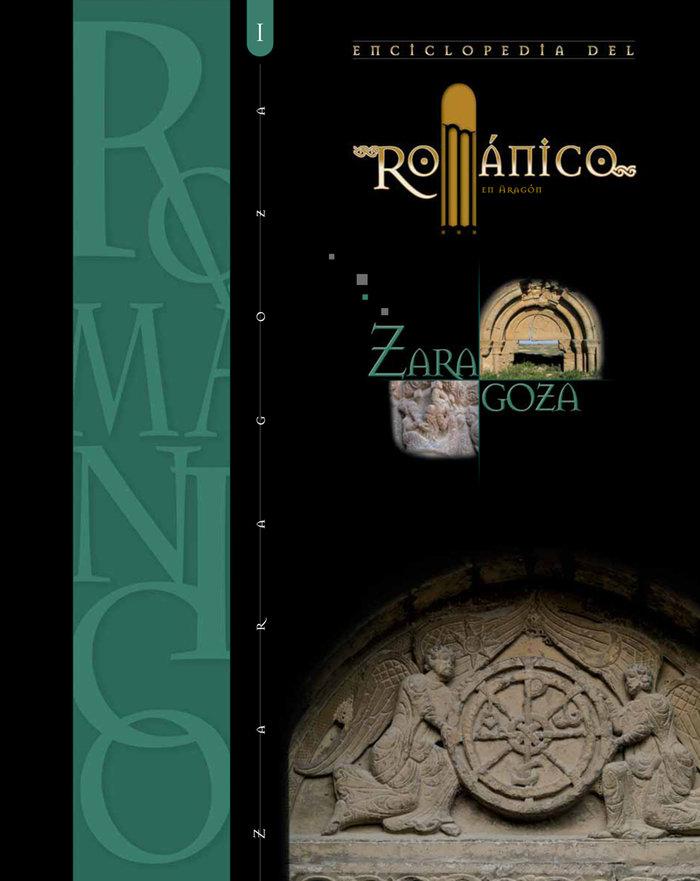 Enciclopedia del romanico zaragoza 2 tomos