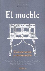 Mueble conservacion y restauracion