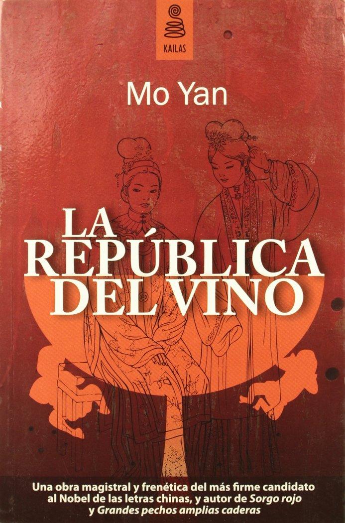 Republica del vino, la