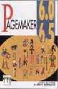 Pagemaker 6.0 6.5 curso de iniciacion
