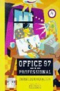 Office 97 profesional curso iniciacion