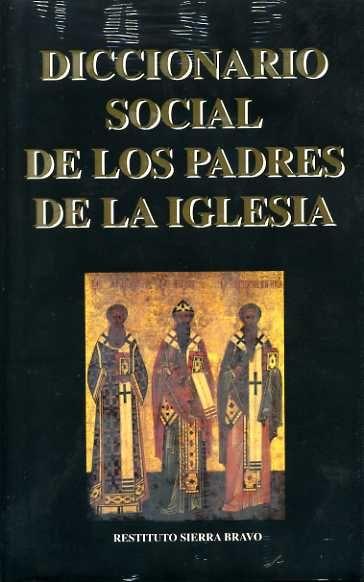 Diccionario social de los padres de la iglesia