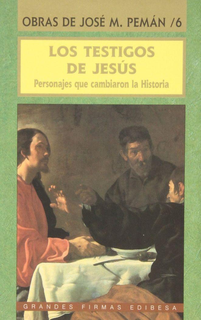 Testigos de jesus,los