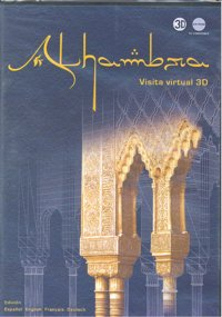 Alhammbra visita virtual 3d dvd