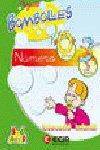 Cuaderno numero 0-3 proyecto burbujas