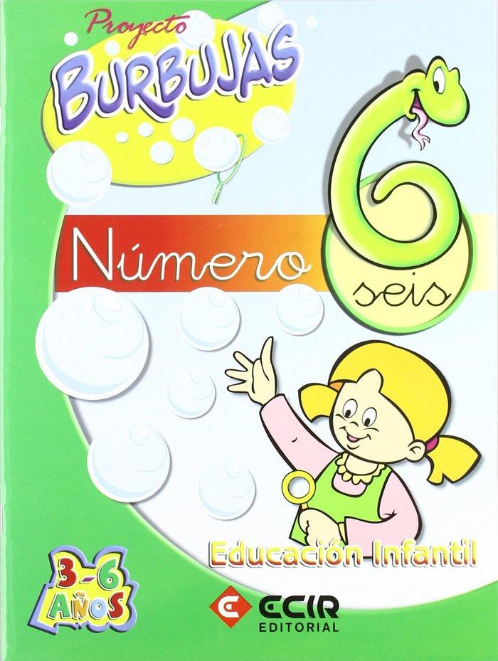 Cuaderno numero 6 proyecto burbujas