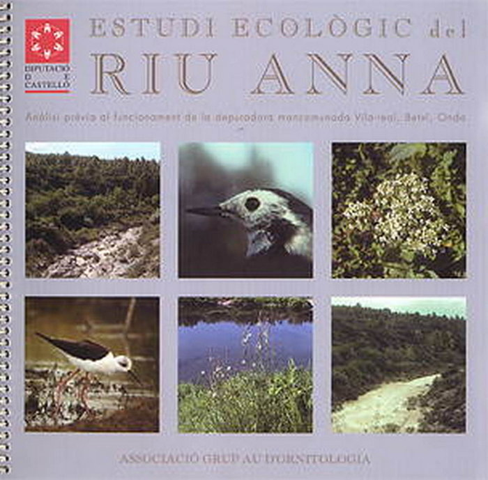 Estudi ecologic del riu anna analisi previa al funcionament