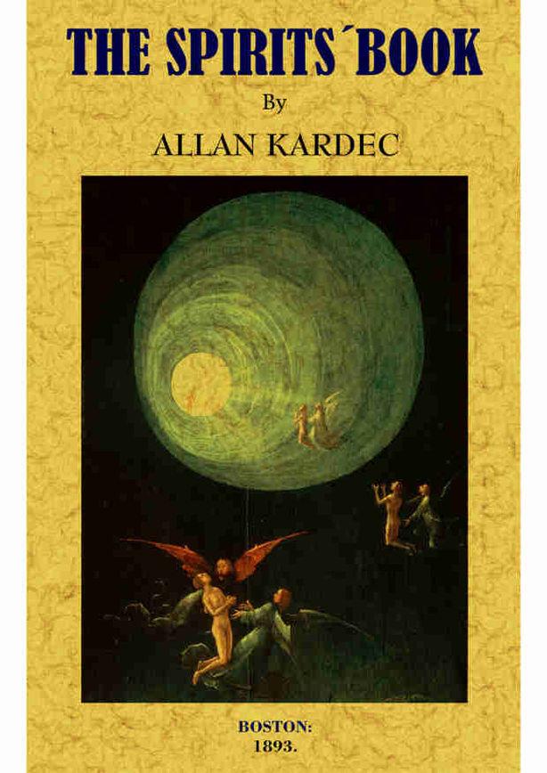 The spirits' book