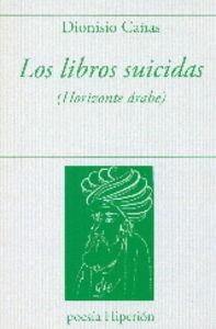 Libros suicidas,los