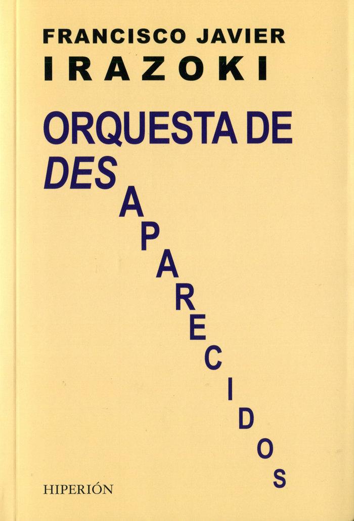 Orquesta de desaparecidos