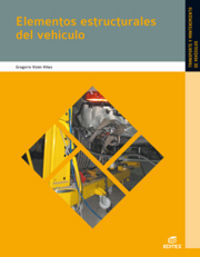 Elementos estructurales del vehiculo gm 14 cf