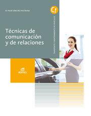 Tecnicas de comunicacion y relaciones gs 14 cf