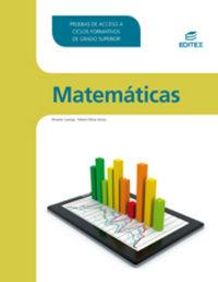 Matematicas gs 14 cf prueba acceso fp