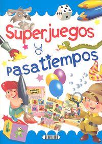 Superjuegos y pasatiempos (2 tit.)