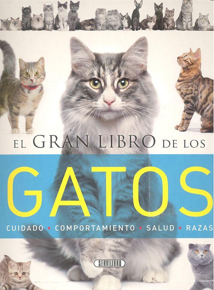 Gran libro de los gatos,el
