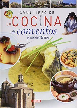 Gran libro de cocinas de convento