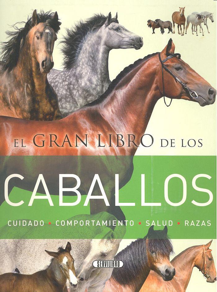 Gran libro de los caballos,el