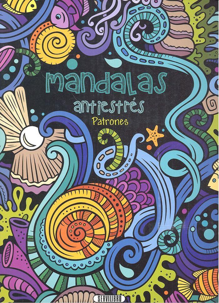 Mandalas antiestres patrones