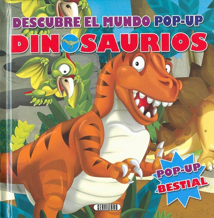 Descubre el mundo de los dinosaurios