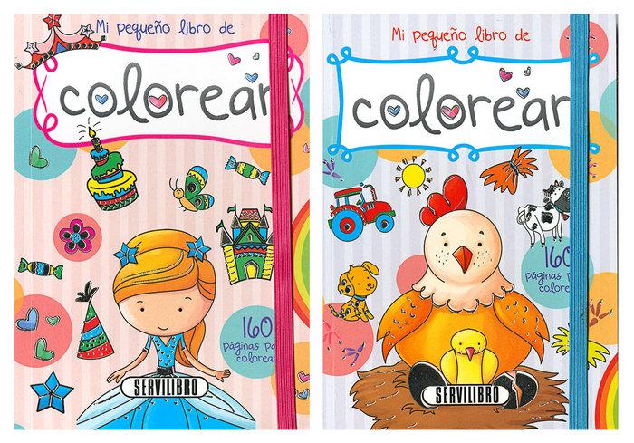 Mi pequeño libro de colorear
