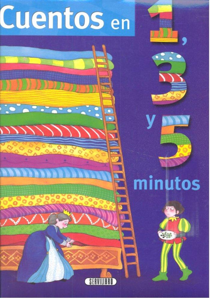 Cuentos en 1 3 y 5 minutos volumen 3