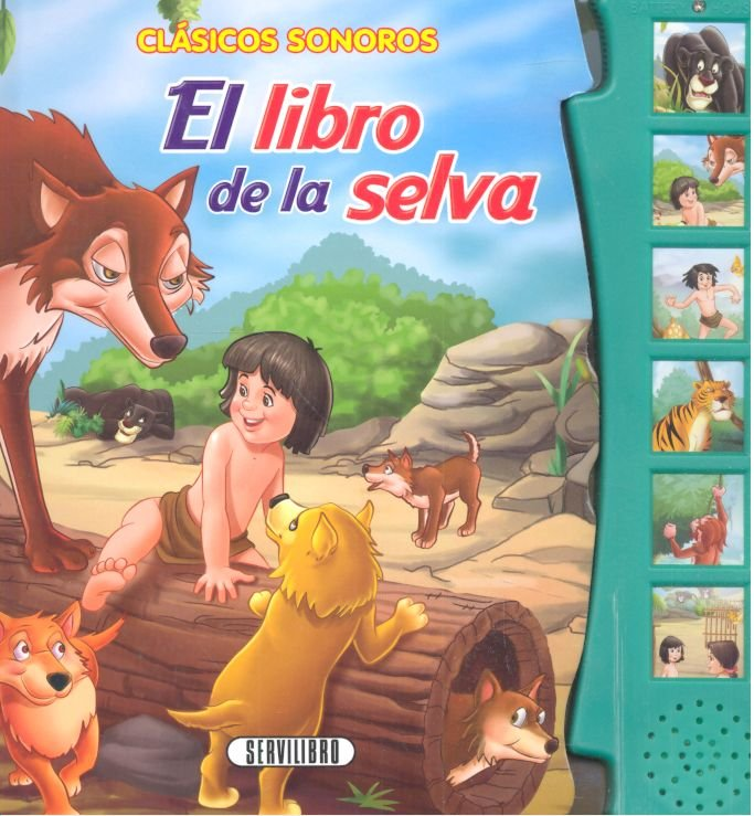Libro de la selva,el