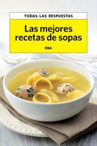 Mejores recetas de sopas,las