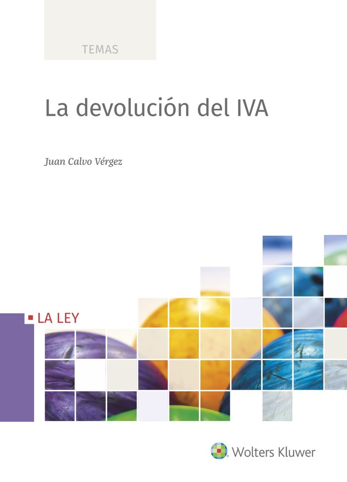 Derecho a la devolucion en el iva 1ª ed