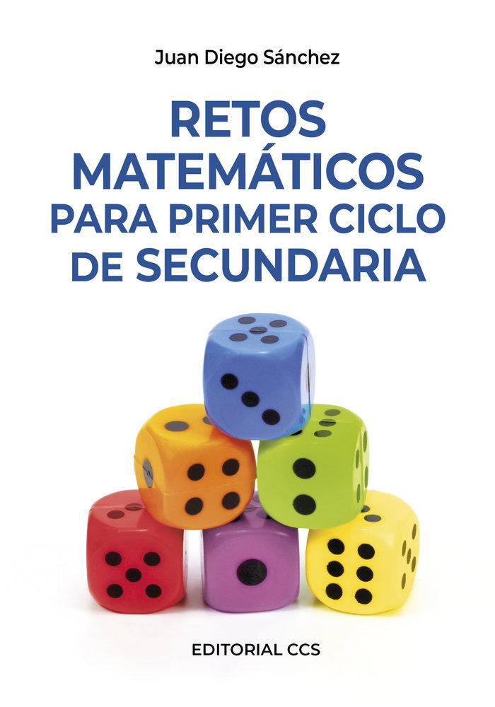 Retos matematicos para primer ciclo de secundaria