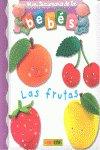 Mini diccionario bebes las frutas